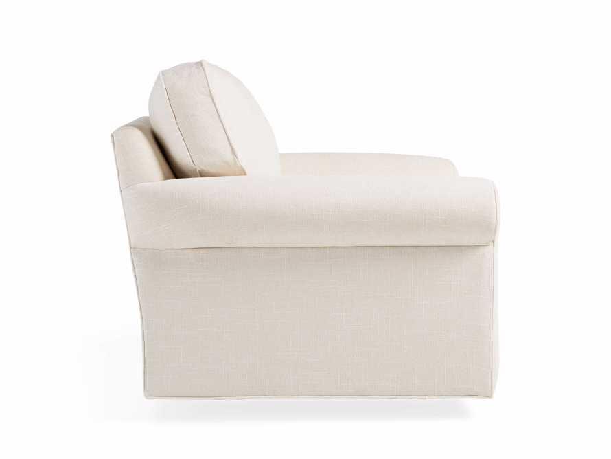 """Baldwin No Skirt Upholstered 44"""" Swivel Chair, slide 4 of 7"""