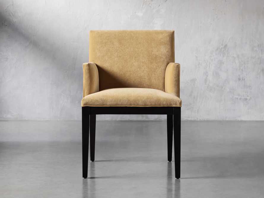 """Jasper 24"""" Dining Arm Chair, slide 2 of 9"""