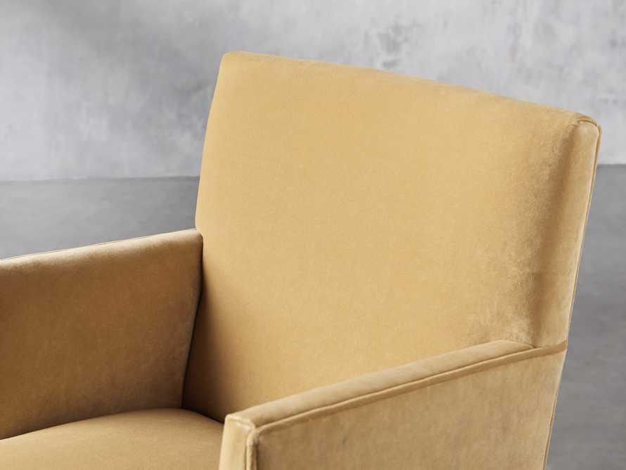 """Jasper 24"""" Dining Arm Chair, slide 5 of 9"""