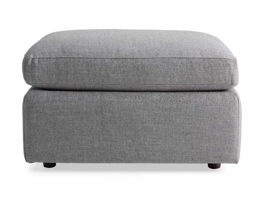 "Ashby Deep Upholstered 30"" Ottoman, slide 7 of 8"