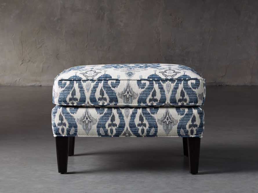 "Desmond Upholstered 27"" Ottoman, slide 2 of 11"