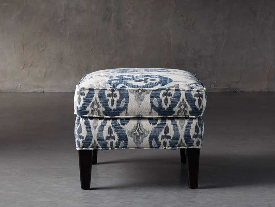 "Desmond Upholstered 27"" Ottoman, slide 4 of 11"