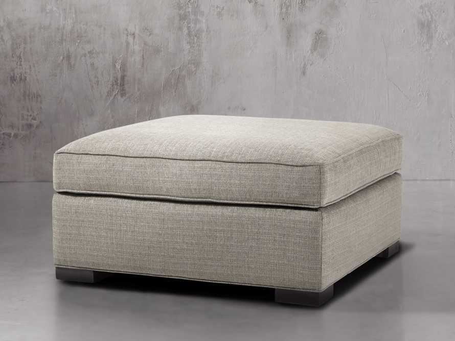 "Dune Upholstered 37"" Cocktail Ottoman, slide 3 of 4"