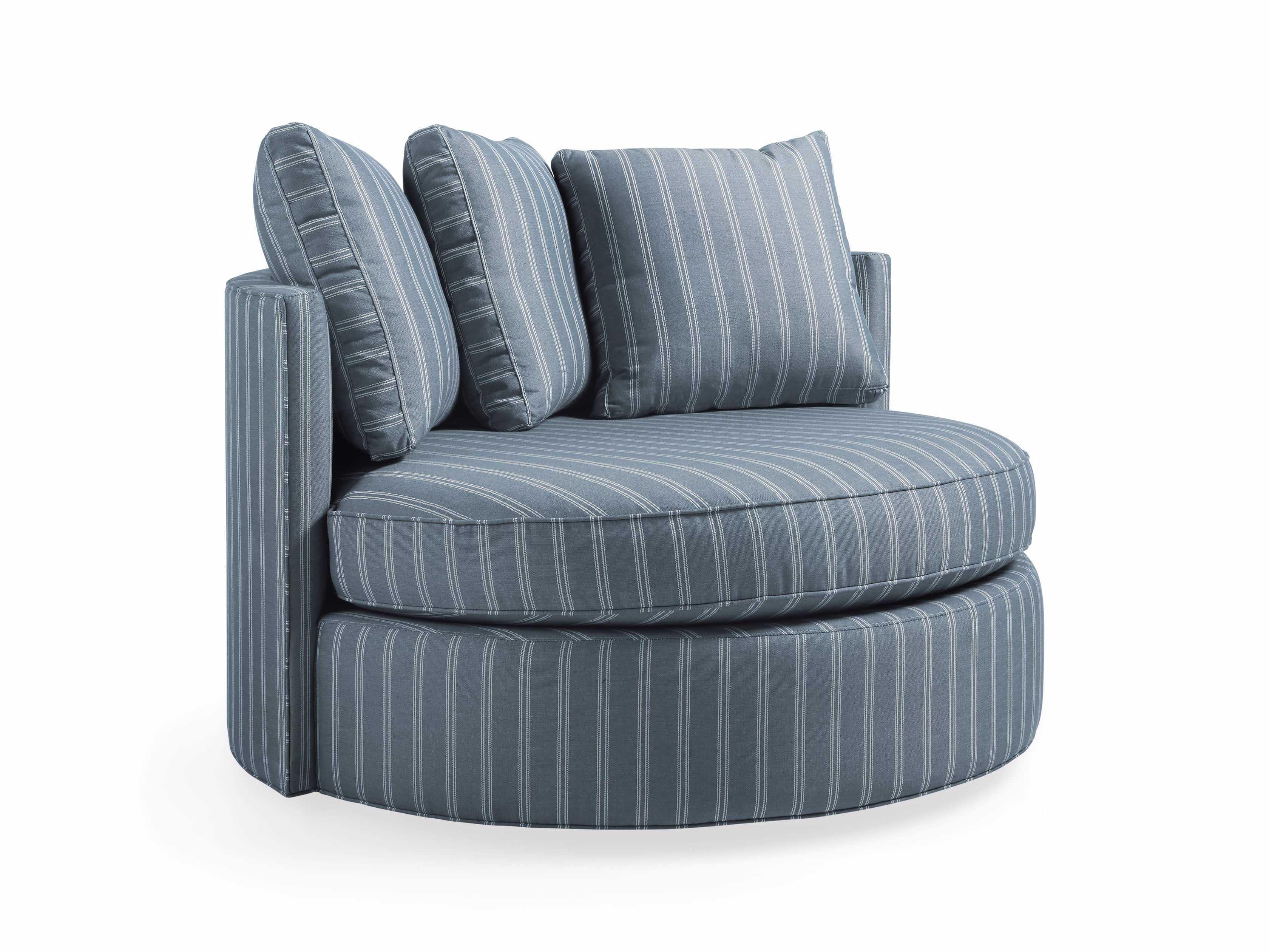 Elia Outdoor Swivel Chair