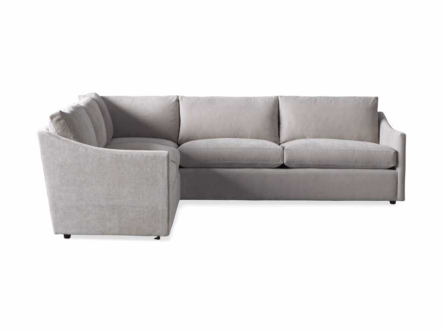 "Branson Upholstered 108"" Three Piece Sectional, slide 7 of 7"