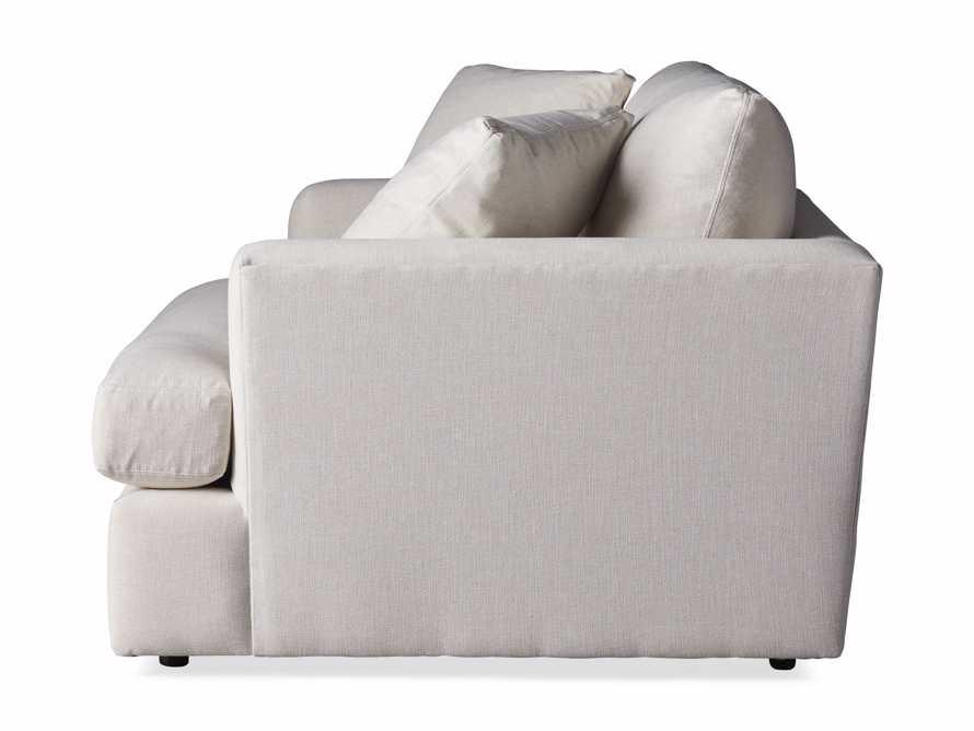 "Emory Upholstered 53"" Chair, slide 8 of 8"