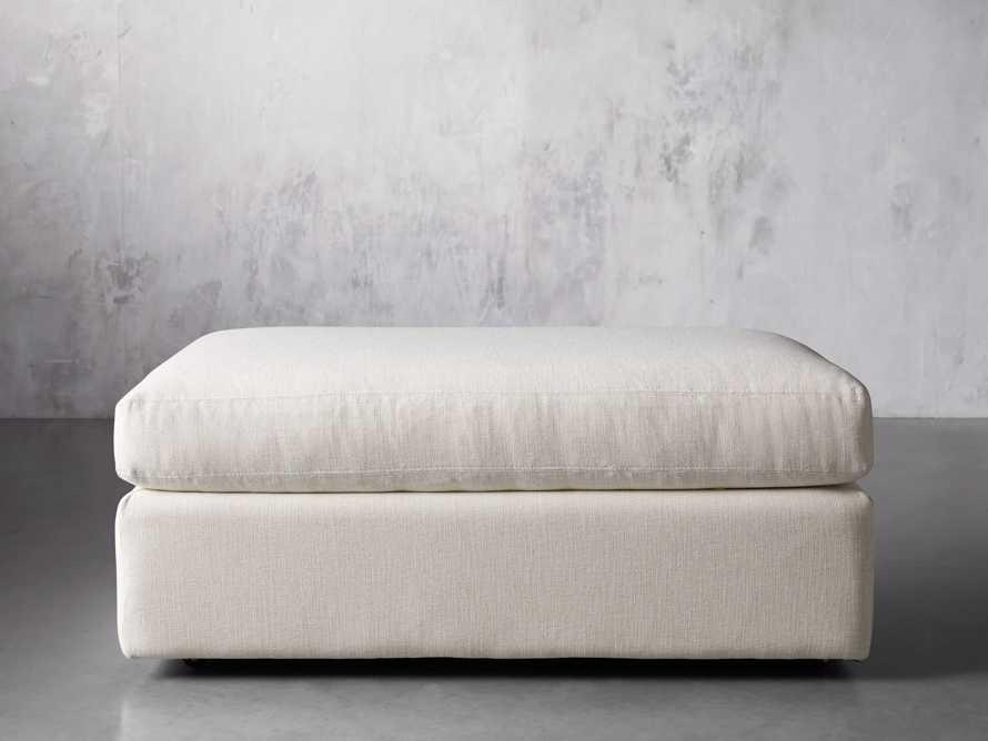 """Emory Upholstered 45"""" Ottoman, slide 2 of 5"""