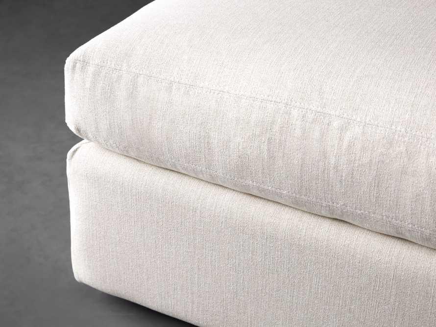 """Emory Upholstered 45"""" Ottoman, slide 4 of 5"""