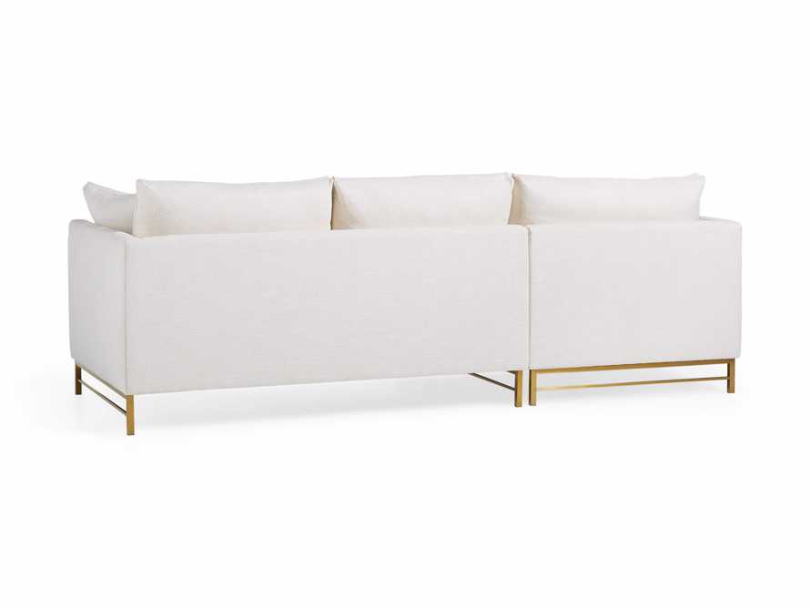 """Hayden Upholstered 107"""" Two Piece Sectional, slide 5 of 8"""