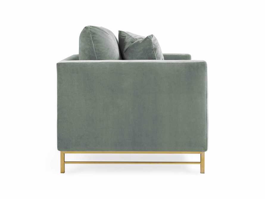 Hayden 5 Piece Upholstered High Top Dining Set