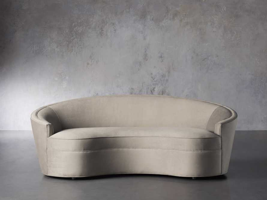 "Harper Upholstered 87"" Sofa, slide 2 of 8"