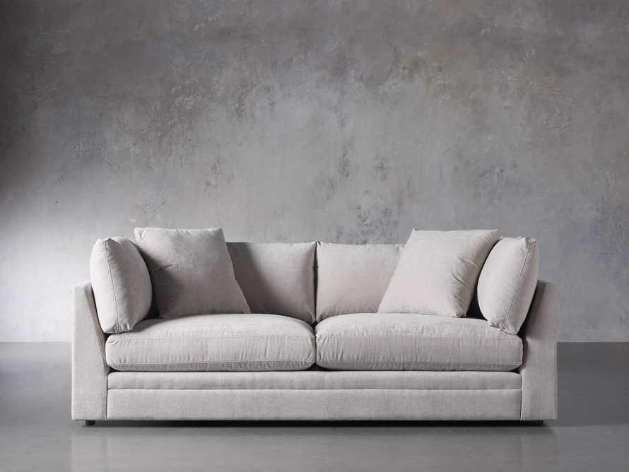"Pavo Upholstered 94"" Sofa, slide 2 of 8"