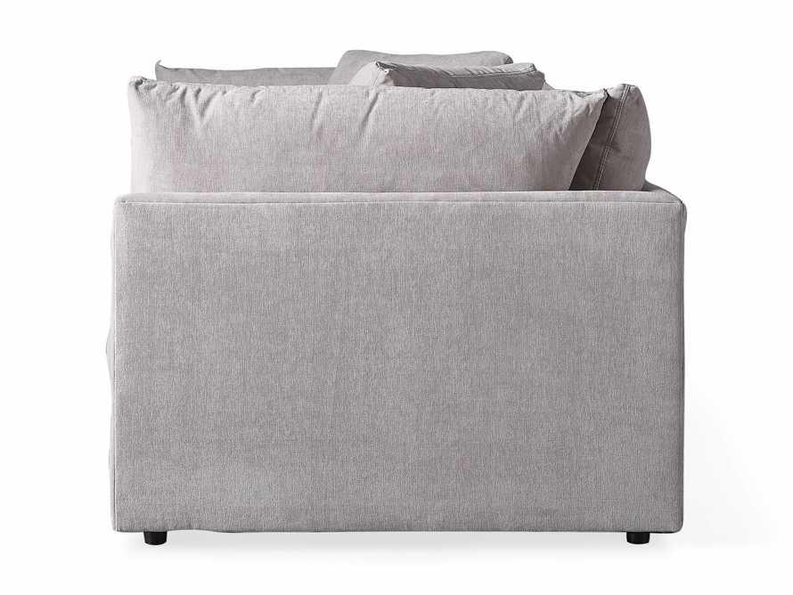"Pavo Upholstered 94"" Sofa, slide 8 of 8"
