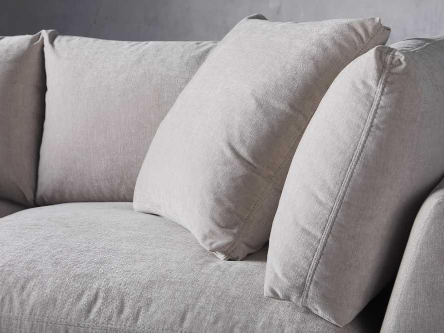 "Pavo Upholstered 94"" Sofa, slide 6 of 8"