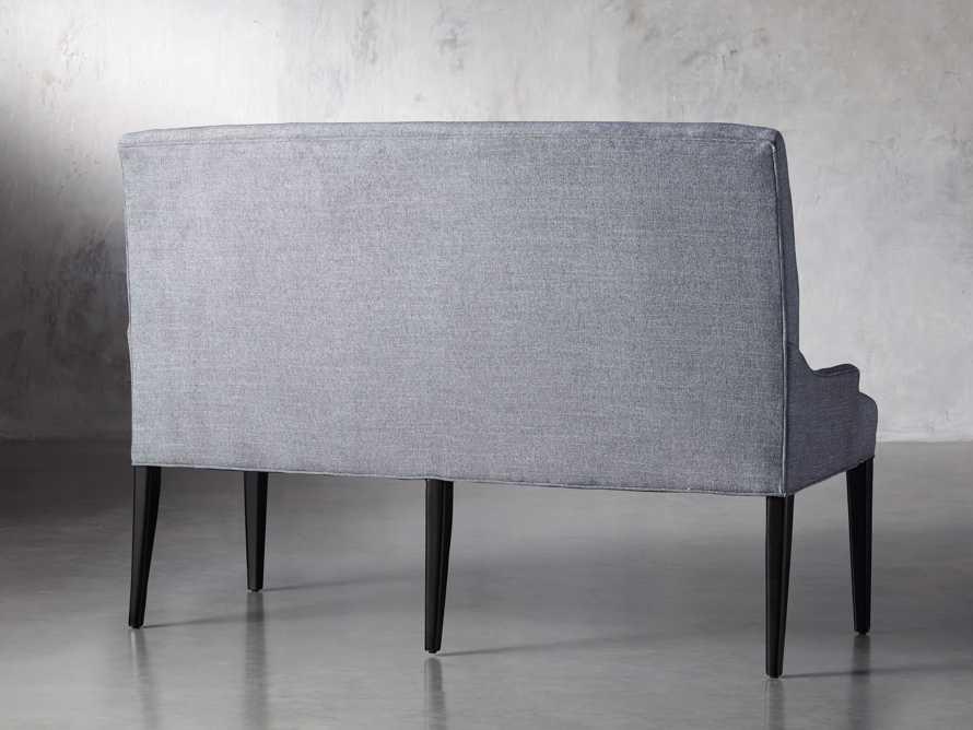 "Rhen Upholstered 58"" Dining Bench, slide 5 of 8"