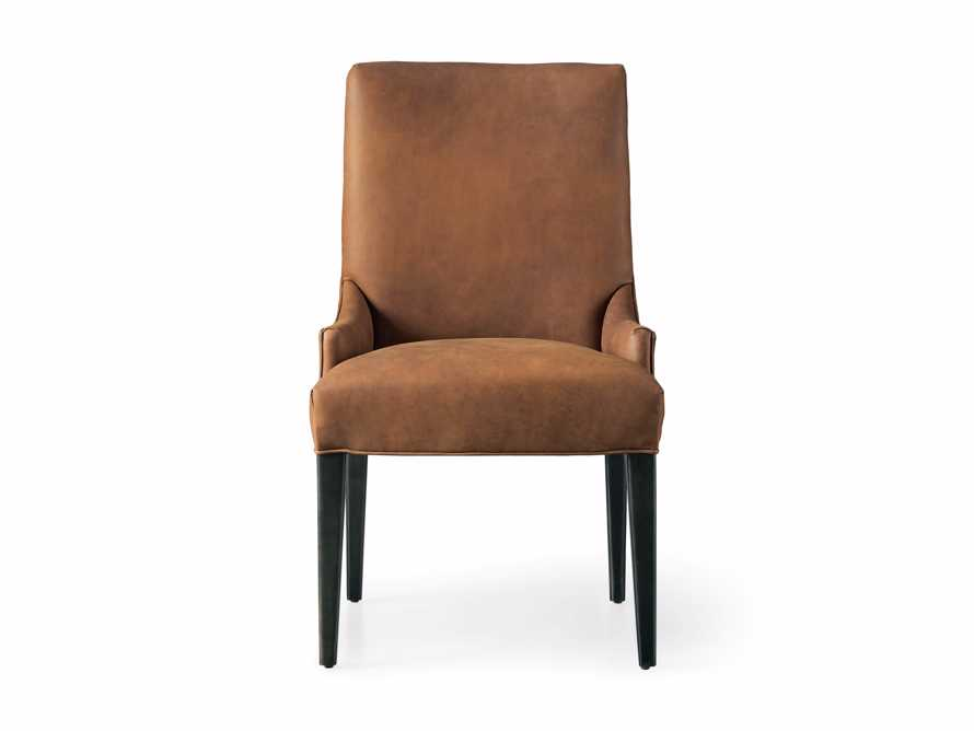 Rhen Leather Dining Side Chair, slide 7 of 8
