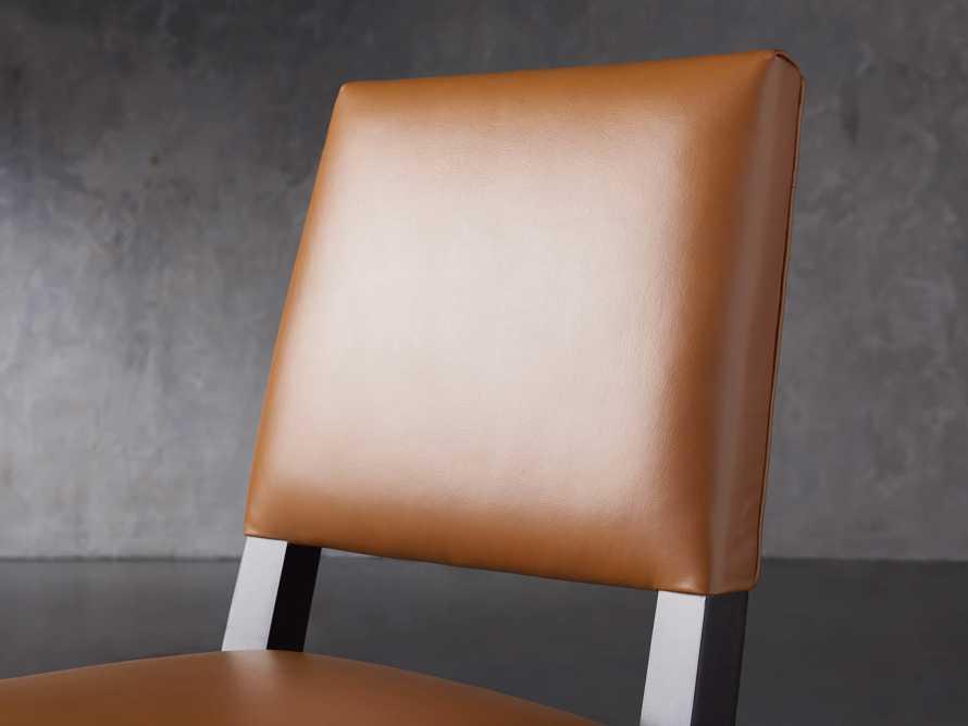 Teddi Leather Counter Stool, slide 7 of 9