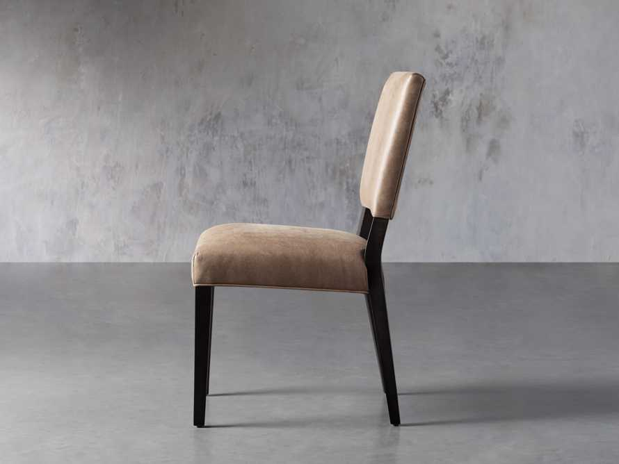 """Teddi Leather 21"""" Dining Chair, slide 4 of 6"""
