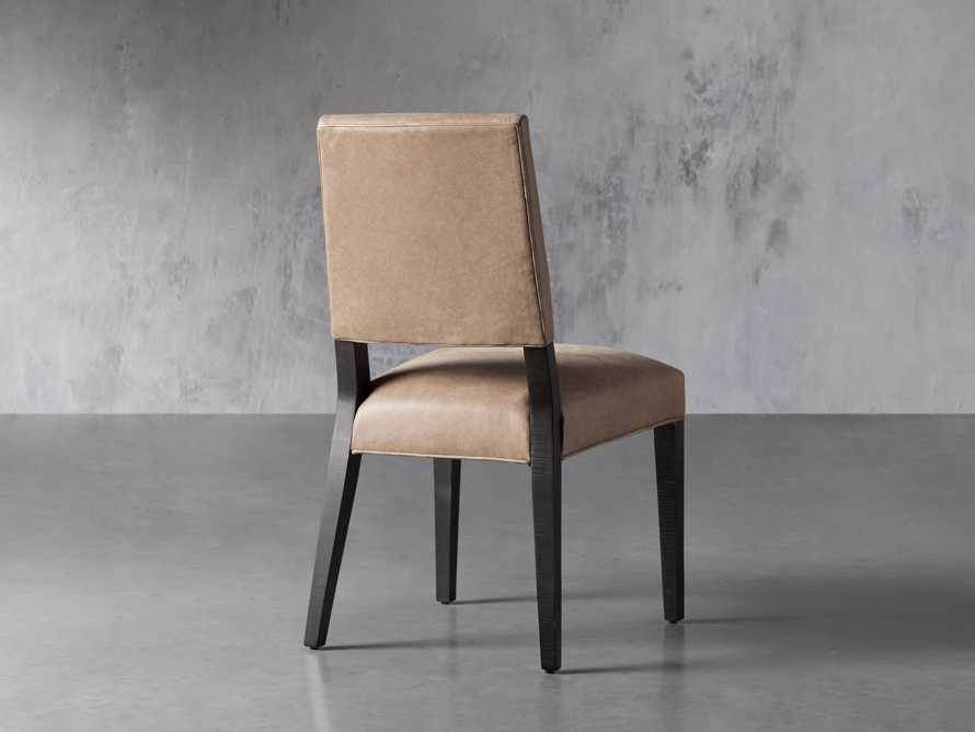 Teddi Leather Dining Chair, slide 5 of 6