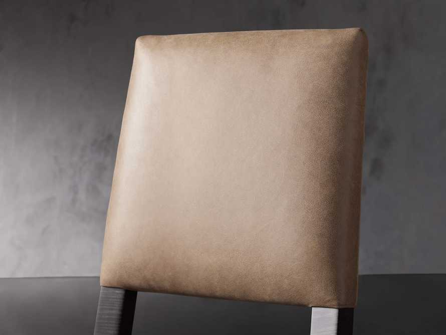Teddi Leather Dining Chair, slide 6 of 6