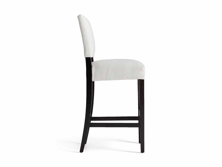 "Torino 19"" Upholstered Barstool, slide 8 of 8"