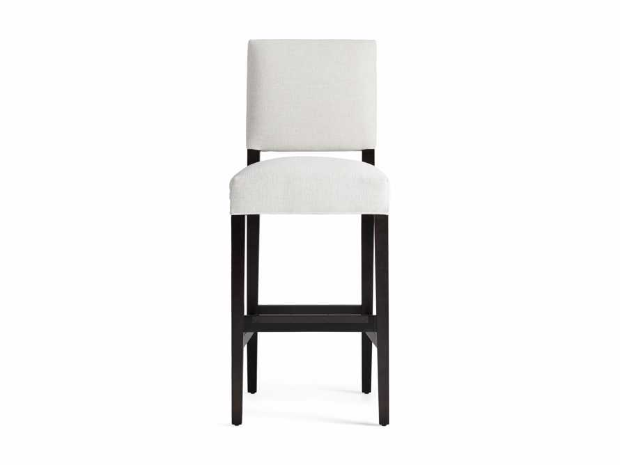 "Torino 19"" Upholstered Barstool, slide 7 of 8"