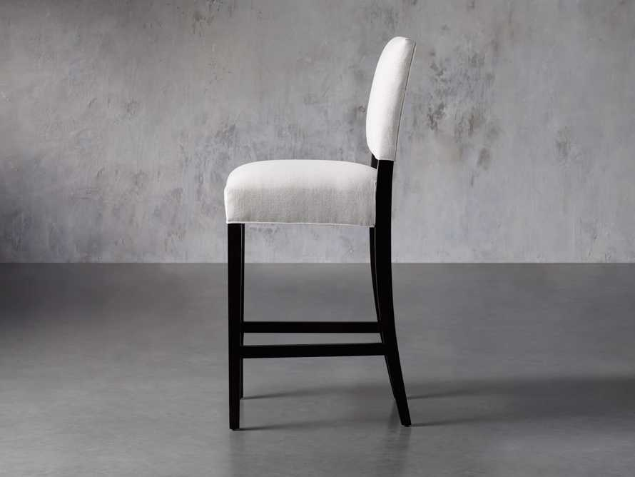Torino Upholstered Barstool, slide 4 of 8
