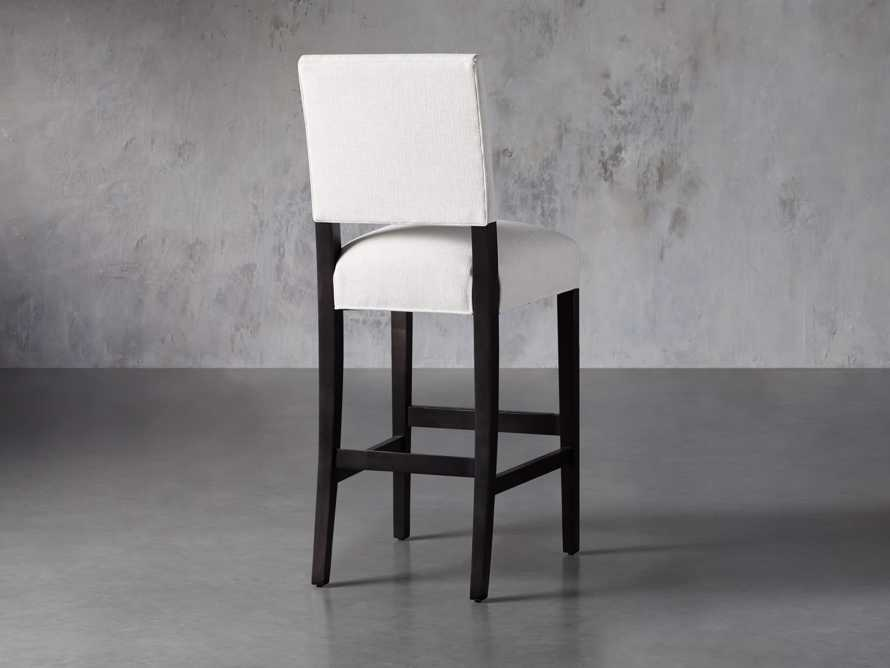 Torino Upholstered Barstool, slide 5 of 8