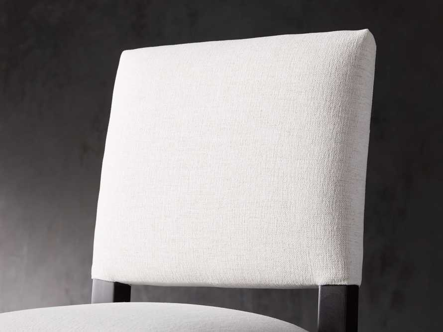 Torino Upholstered Barstool, slide 6 of 8