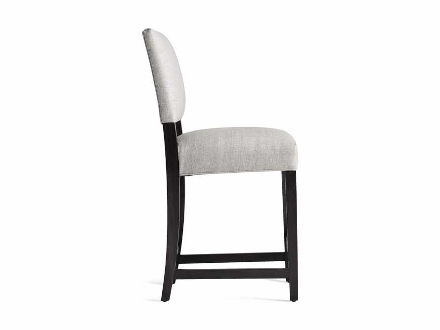 "Torino 24"" Upholstered Counterstool, slide 7 of 7"