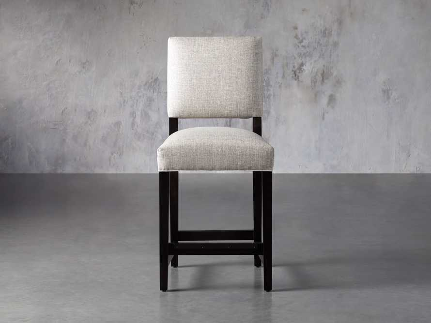 "Torino 24"" Upholstered Counterstool, slide 2 of 7"