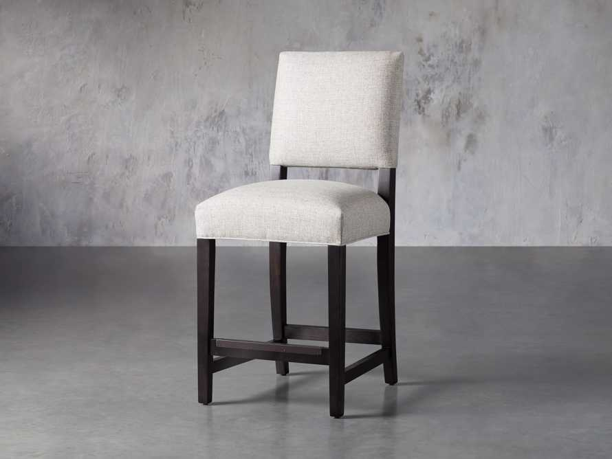 "Torino 24"" Upholstered Counterstool, slide 3 of 7"