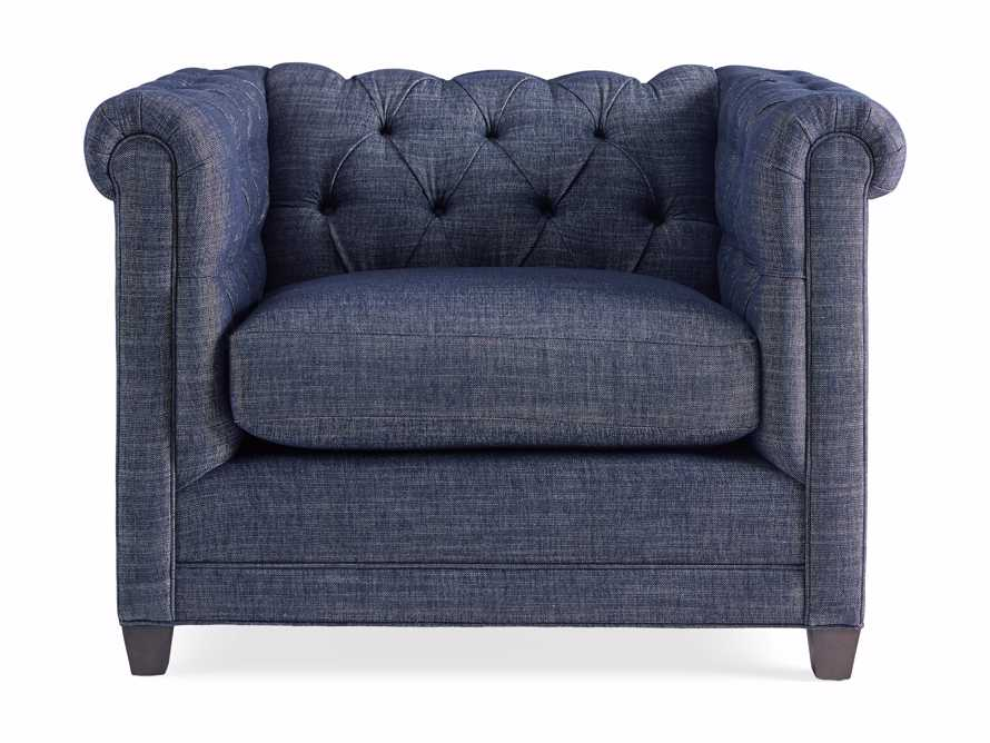 """VanGogh Upholstered 46"""" Chair 1/2, slide 9 of 10"""