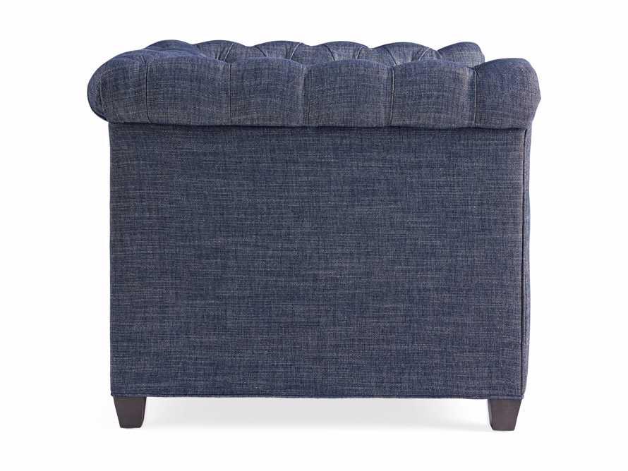 """VanGogh Upholstered 46"""" Chair 1/2, slide 10 of 10"""