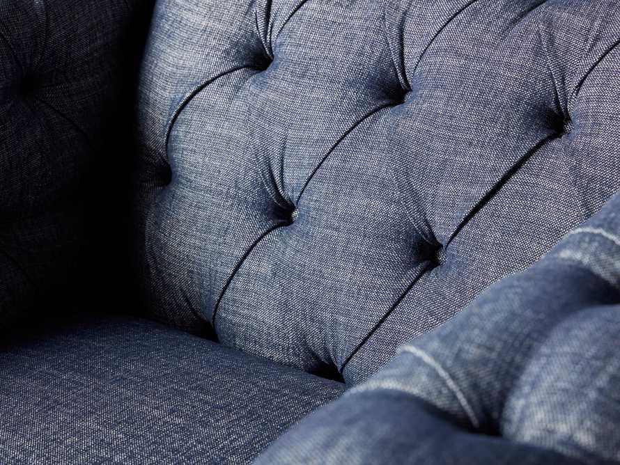 """VanGogh Upholstered 46"""" Chair 1/2, slide 6 of 10"""