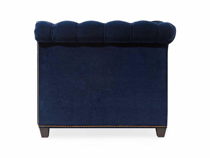 "VanGogh 46"" Upholstered Tufted Chair"