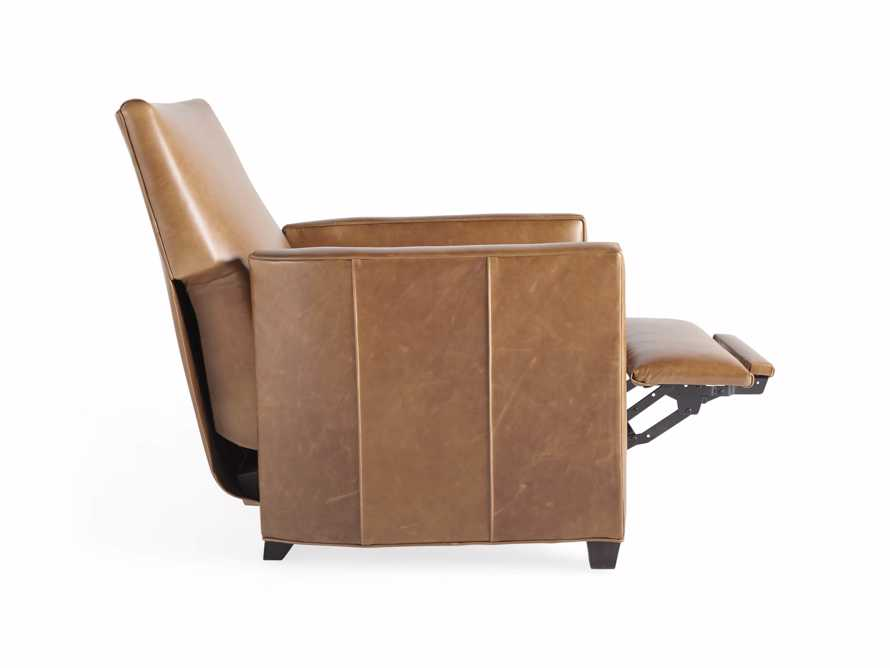 "Walker Leather 31"" Recliner, slide 5 of 8"
