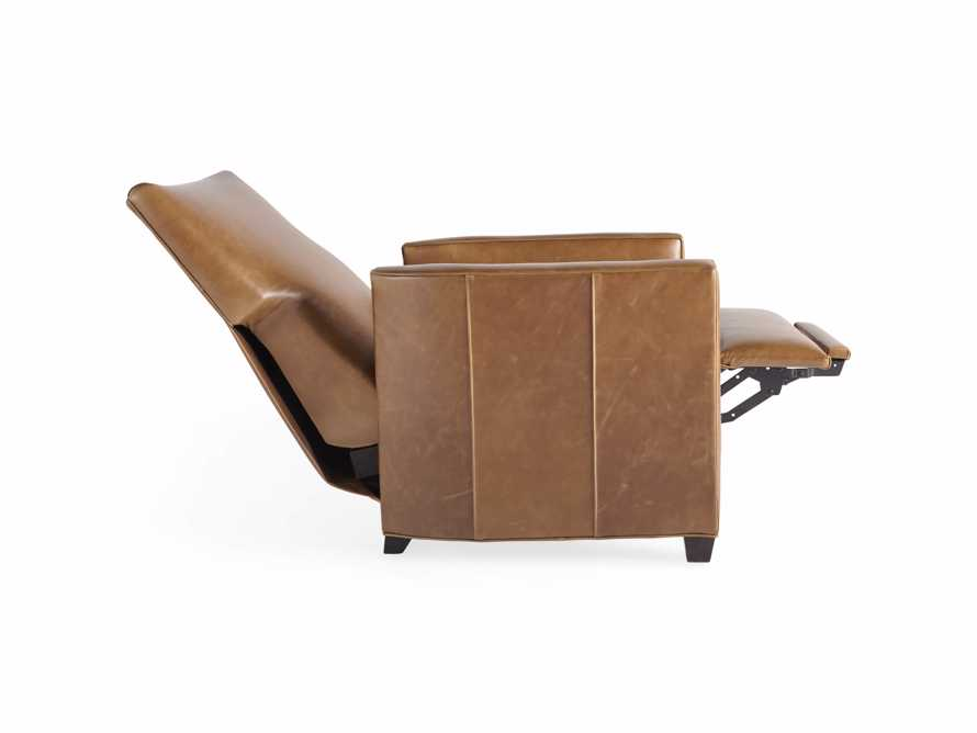 "Walker Leather 31"" Recliner, slide 6 of 8"