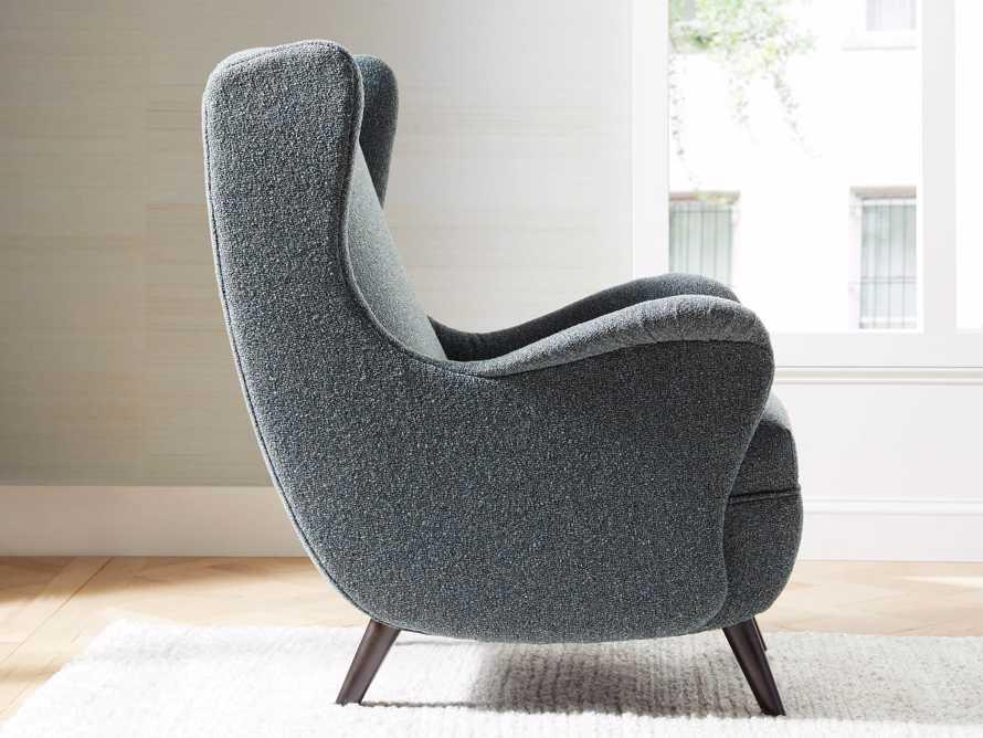 "Wesley Upholstered 31"" Chair, slide 7 of 9"
