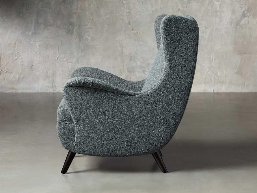 "Wesley Upholstered 31"" Chair, slide 4 of 9"