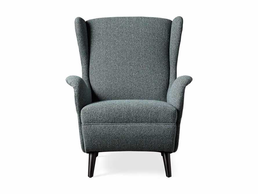 "Wesley Upholstered 31"" Chair, slide 8 of 9"