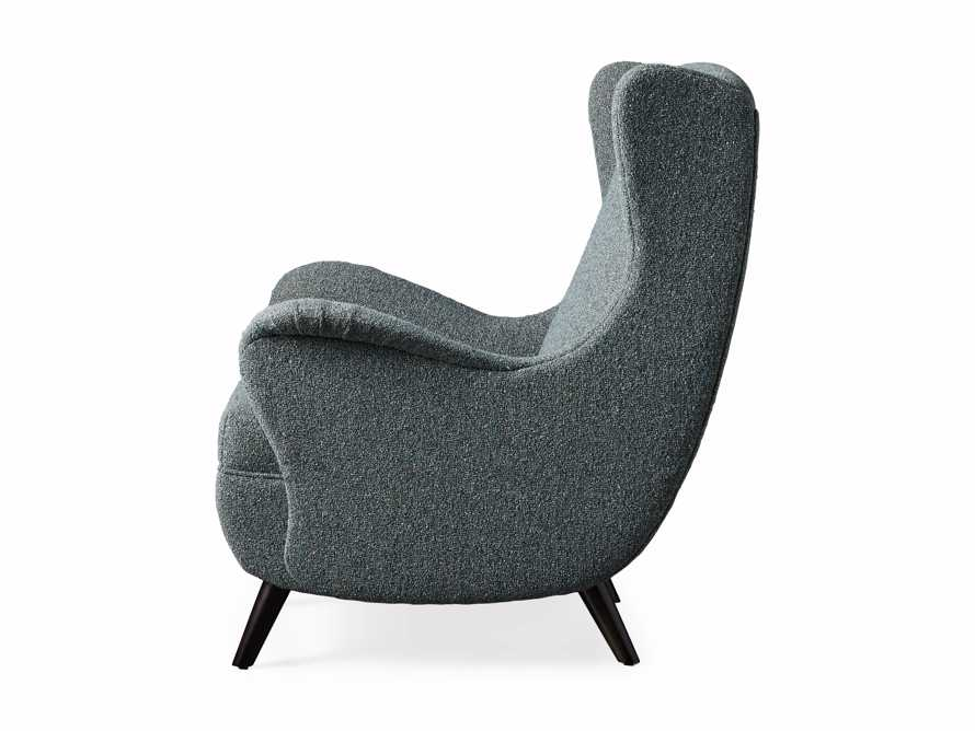 "Wesley Upholstered 31"" Chair, slide 9 of 9"