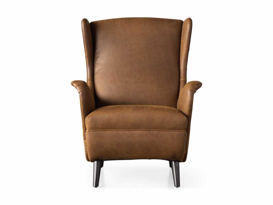 """Wesley Leather 31"""" Chair, slide 8 of 9"""