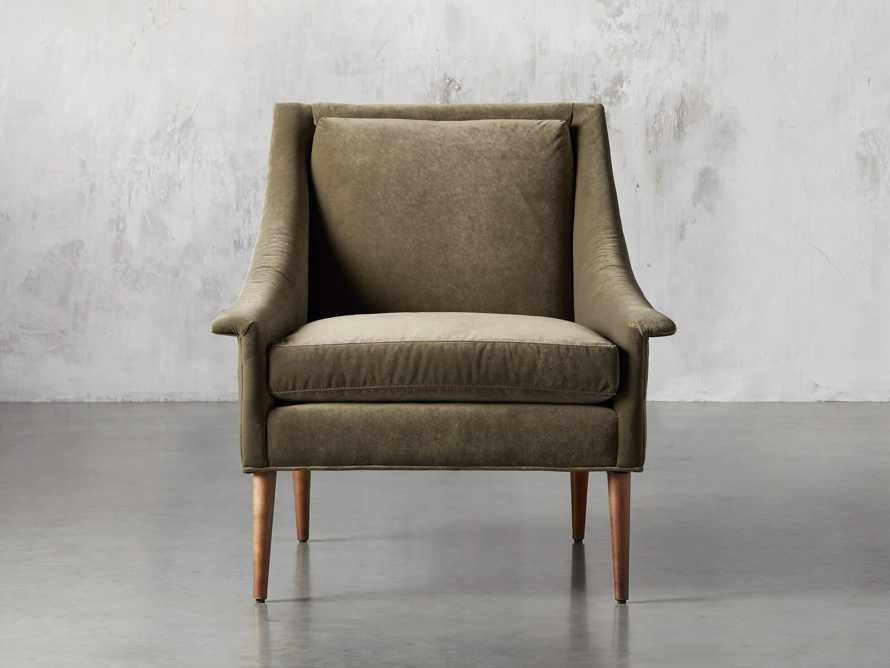 "Zella Upholstered 32"" Chair, slide 2 of 8"