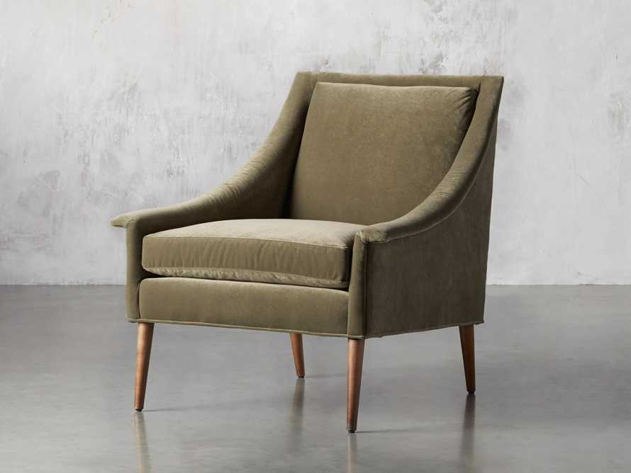 "Zella Upholstered 32"" Chair, slide 3 of 8"