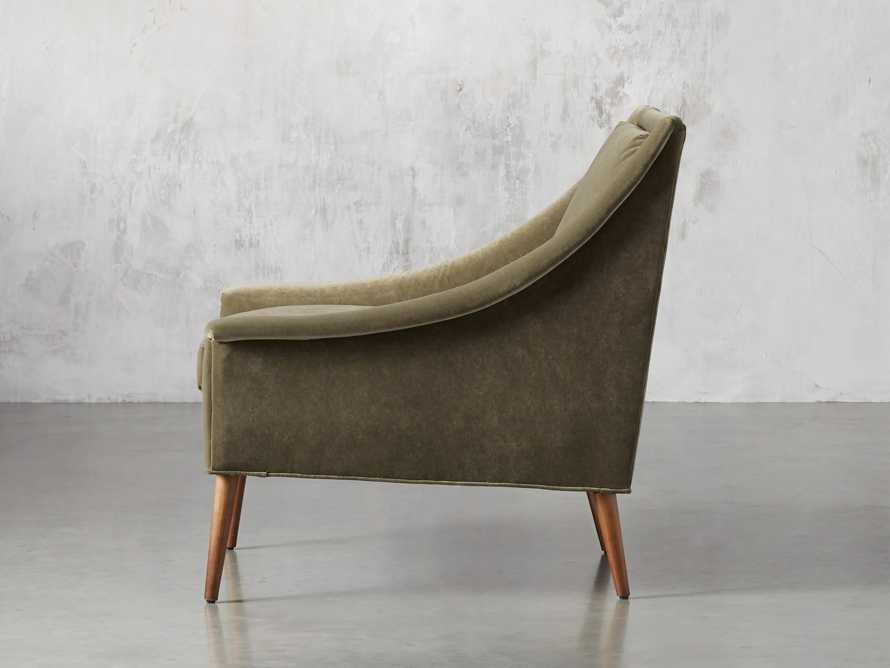 "Zella Upholstered 32"" Chair, slide 4 of 8"