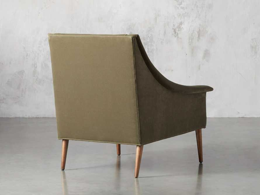 "Zella Upholstered 32"" Chair, slide 5 of 8"