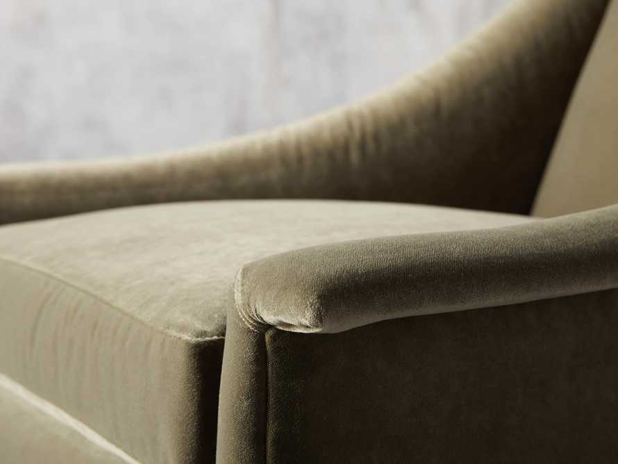 "Zella Upholstered 32"" Chair, slide 6 of 8"