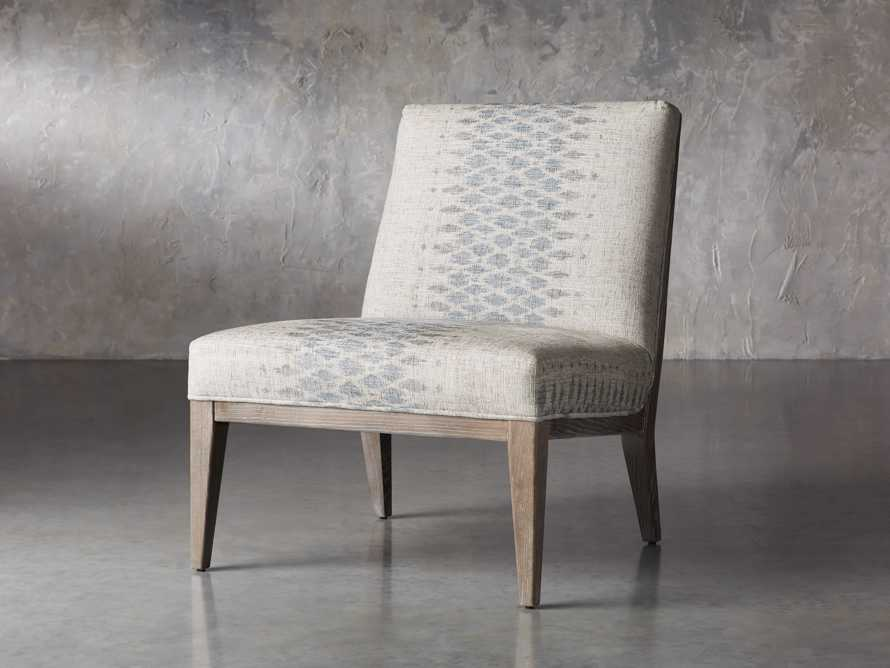 "Adair Upholstered 29"" Armless Chair, slide 3 of 9"