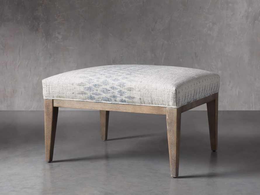 "Adair Upholstered 29"" Ottoman, slide 3 of 8"